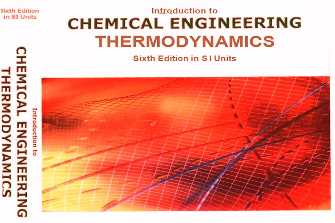 chemical engineering thermodynamics