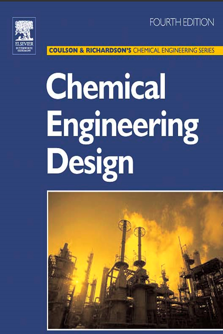 CHEMICAL ENGINEERING Design Volume 6 Fourth Edition