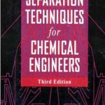 Handbook of Separation Techniques for Chemical Engineering Philip A. Shweitzer   Pdf Free Download
