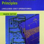 Transport Processes and Separation Process Principles Geankoplis 4th Edition Pdf Free Download