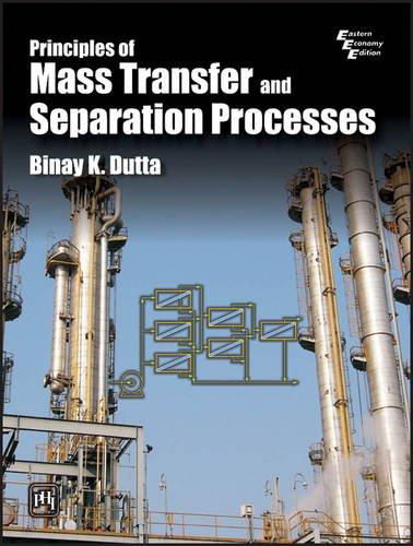 mass transfer by dutta chemicalpdf