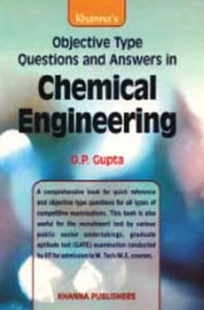 OP Gupta Chemical Engineering Book Pdf
