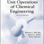 Unit Operations of Chemical Engineering 7th edition Peter Harriott Pdf Download