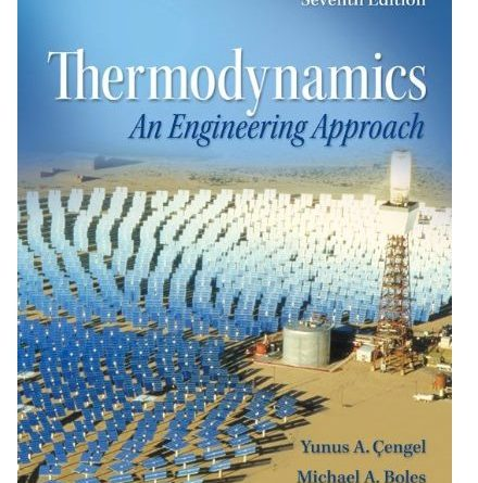 thermodynamics an engineering approach 7th edition solution manual