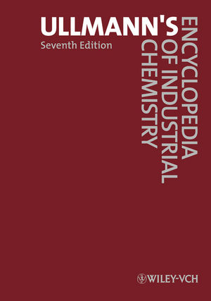 Ullman's Encyclopaedia of Industrial Chemistry