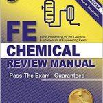 FE Chemical Review Manual PDF  lindeburg