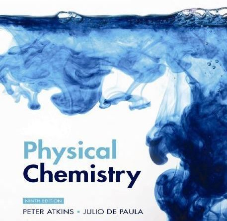 Physical Chemistry Atkins 9th Edition PDF Free Download