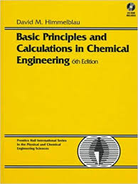 Basic Principles and Calculations in Chemical Engineering 6th edition PDF