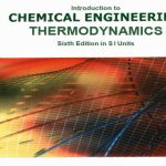 Chemical Engineering Thermodynamics by Jm Smith pdf 6th edition free download