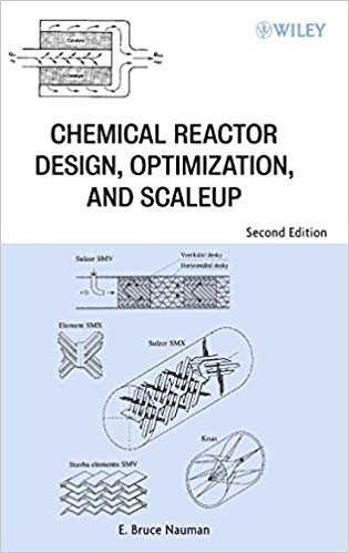 Chemical Reactor Design Optimization and Scale up