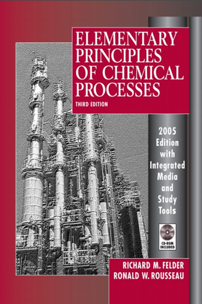 Elementary Principles of Chemical Processes 3rd Edition