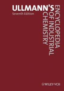 Encyclopedia of Industrial Chemistry 7th Edition Ullman's