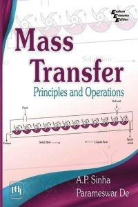 Mass Transfer Principle and Operations AP Sinha Pdf