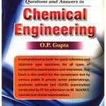 [PDF] OP Gupta Chemical Engineering Book Free Download
