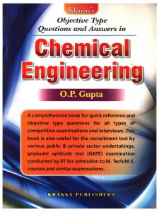 OP Gupta Chemical Engineering Book Free Download