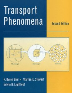 Transport Phenomena 2nd edition pdf