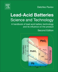 A Handbook of Lead-Acid Battery Technology and its Influence on the Product by Pavlov, Detchko