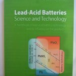 A Handbook of Lead-Acid Battery Technology and its Influence on the Product by Pavlov PDF Download