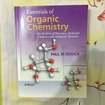 Essentials of Organic Chemistry For students of pharmacy, medicinal chemistry and biological chemistry PDF Download by Paul M Dewick