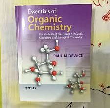 essentials of Organic Chemistry For students of pharmacy, medicinal chemistry and biological chemistry PDf download