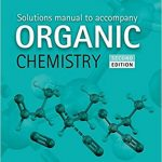 Organic chemistry 2nd edition solutions manual pdf Free Download By Jonathan Clayden and Stuart Warren